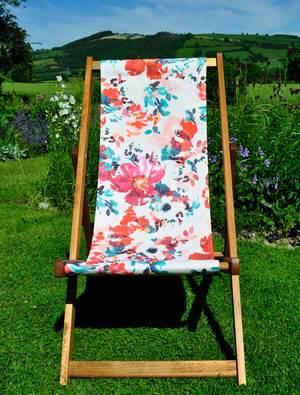 Garden Deckchair