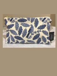 Songbird Blue Pencil Case