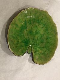 Tomatoalchemille-leaf-dish