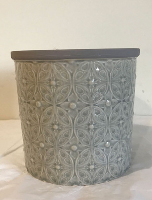 Large Grey Porto Pot