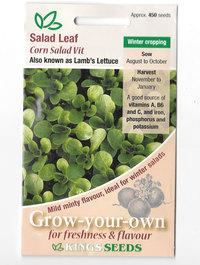 Salad-leaf