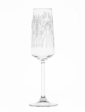 Emma Britton Champagne Flutes