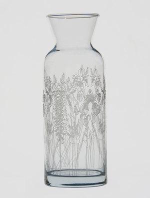 Emma Britton Floral Glass Carafe