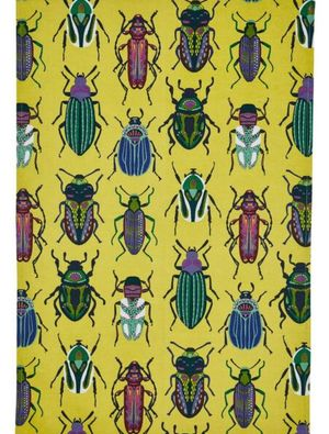 Beetle Tea Towel by Ulster Weavers