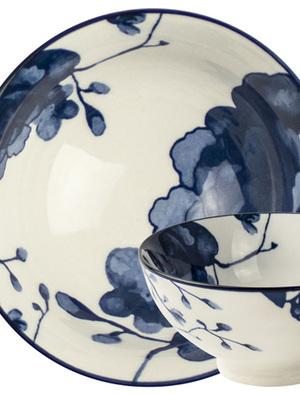 Ceramic Peony Bowl