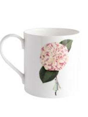 Camellia Mug by Laura Stoddart