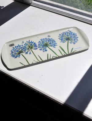 Agapanthus sandwich tray