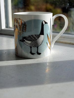 Goose Mug by Lush