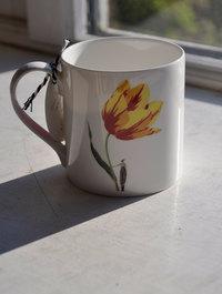 Tulip Mug by Laura Stoddart