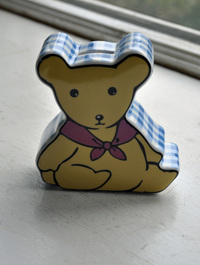 Money Box Teddy