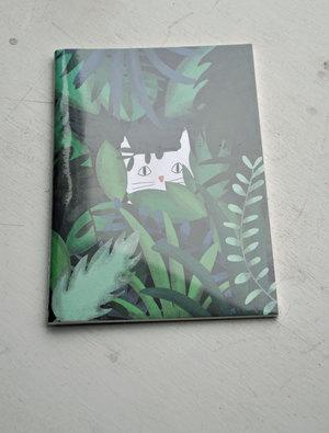 Cat Note Book