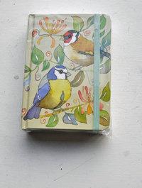 Garden Birds Hardback Notebook