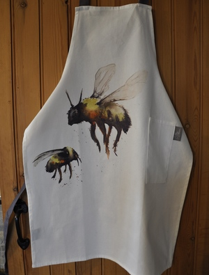 Bees Apron by Meg Hawkins