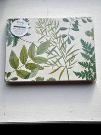 RHS Leaf Placemats