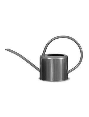 Silver Indoor Watering Can 1.9L