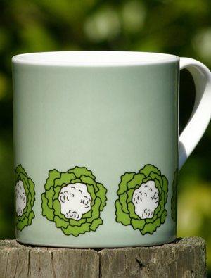 Cauliflower Mug by Wiggles and Florence