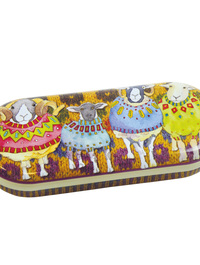 Sheep in Sweaters Glasses Case