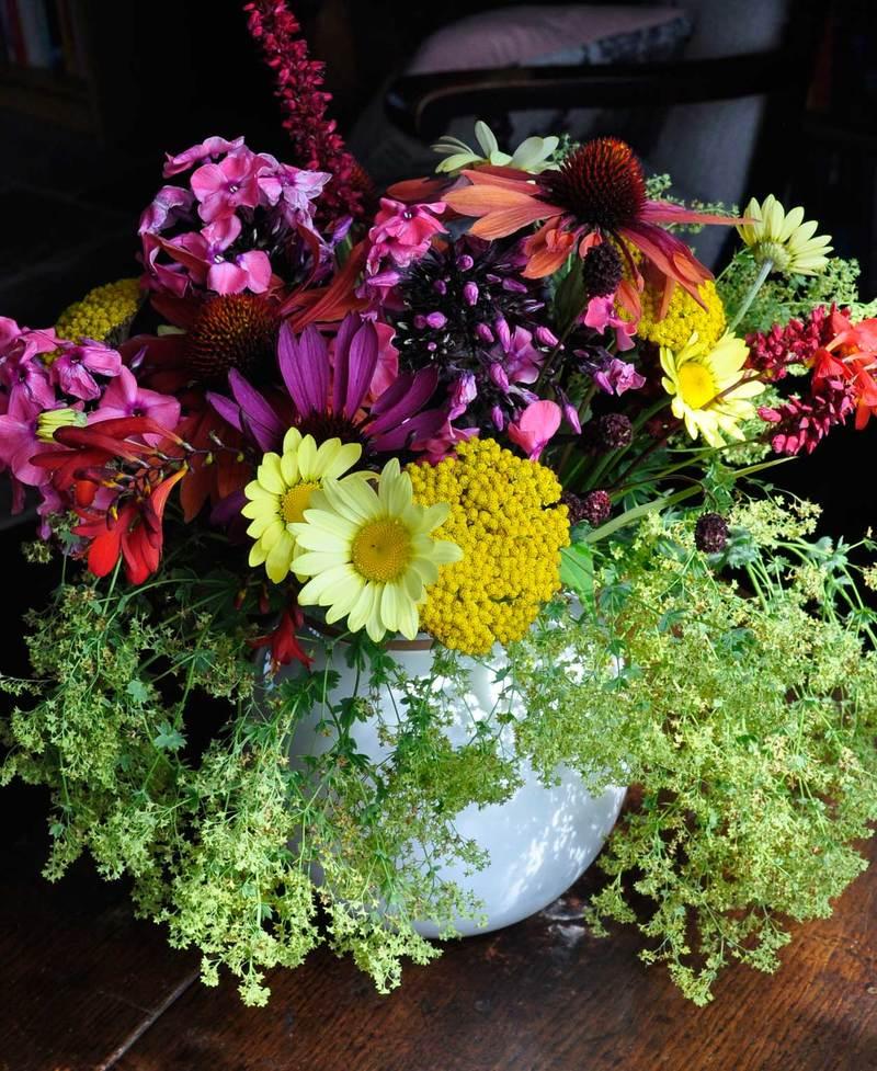 Perennials For Cutting Claire Austin
